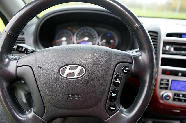 volant Hyundai