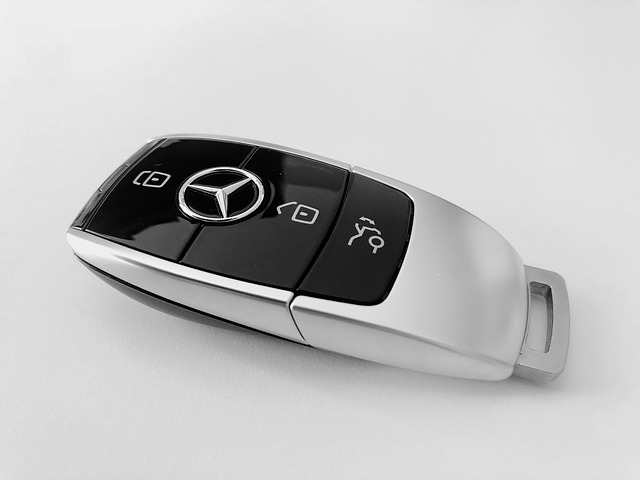 klíč mercedes